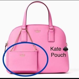💕$DROP Kate Spade Pouch or Little Girl's Purse 👛